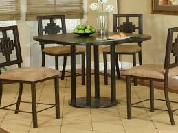 Tiny Dining Tables Kitchen Unusual Round Wood Dining Table Folding Kitchen Table