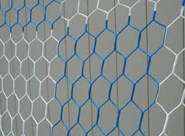 colored soccer nets for box style soccer goals in red and white