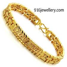 gold jewelry bracelet designs images Bracelates 916 jewellery gold bracelets for men designs jpg