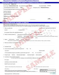 Certification Letter From Employer Visascreen Visa Credentials Assessment Cgfns International