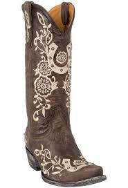 gringo womens boots size 12 gringo s brown lucky boots pinto ranch