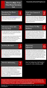 Insurance Inventory List Template 118 Best Home Inventory Images On Pinterest Organizing Ideas