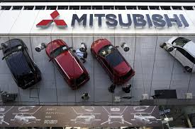 mitsubishi japan japanese officials investigate mitsubishi motors over false