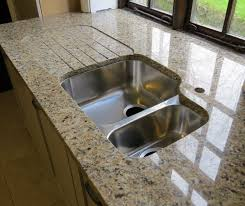 Best Undermount Kitchen Sink by Granite Countertop Best Sinks For Kitchens Changing A Faucet