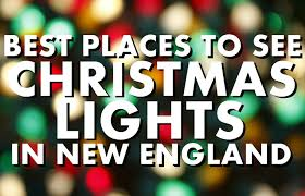 new haven ct tree lighting 2017 best places to see christmas lights in new england new england today
