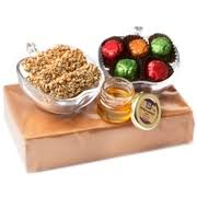 rosh hashanah gifts rosh hashanah gift baskets and honey gifts oh nuts