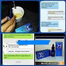 sarah dshop blue wizard ubat cecair perangsang wanita facebook