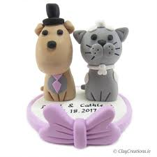 wedding bride u0026 groom handmade wedding cake toppers dublin ireland