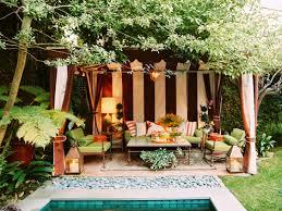 Backyard Cabana Ideas Moroccan Style Patio Outdoor Shade Ideas Outdoor Cabana Ideas