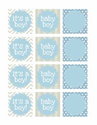 Baby Shower Favor Tags Template Free excellent babyower gift tag free thank you tags printable message