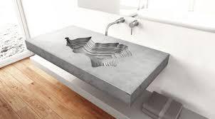 bathroom sinks vacekhas wall mounted concrete bathroom sink for gravelli
