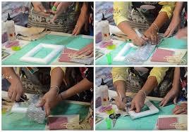 scrapbooking tutorial cornice tutorial cornice in polistirolo e stoffa tutorials