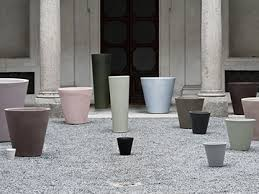 Outdoor Vase Reflexões Contemporary Design Outdoor Pots And Vases