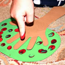 Hand Craft For Preschool