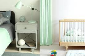 chambre gris vert chambre gris et vert chambre gris et vert 1 osez la d233co menthe