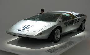 Maserati Boomerang Wikipedia