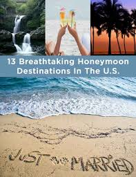 best 25 honeymoon destinations usa ideas on honeymoon