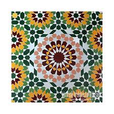Moroccan Tile by Morocco Tile Moorish Tile Zellige