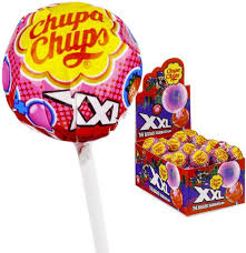 where to buy lollipops chupa chups bubblegum filled fruit lollipops pack of 25