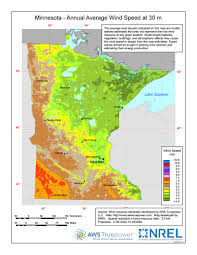 Winds Aloft Map Minnesota Wind Resources Full Version Open Energy Information