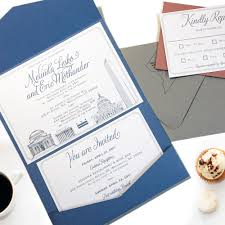 wedding invitations dc type a invitations 54 photos cards u0026 stationery silver