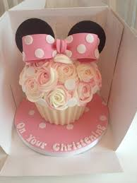 Easy Giant Cupcake Decorating Ideas Best 25 Minnie Mouse Cupcake Cake Ideas On Pinterest Mini Mouse