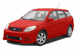 2003 toyota matrix xrs front wheel drive hatchback specs and prices