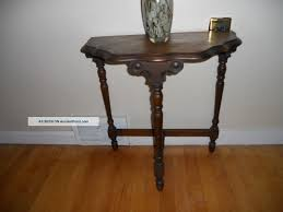 Antique Entryway Table Small Entryway Table For Inspiration Ideas Demilune Small Entry