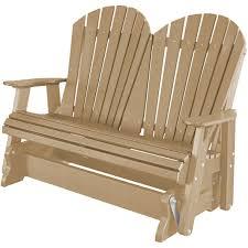 wildridge adirondack 4 5 u0027glider chair rocking furniture