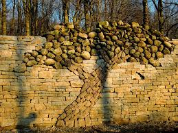 the art of the dry stack stone wall u2022 nifty homestead