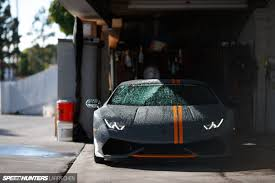 Lamborghini Aventador Drift - the making of huracán drift speedhunters