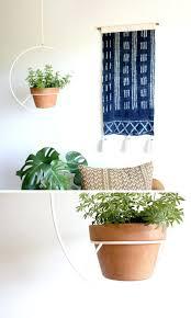 modern hanging planters modern hanging planter er planters indoor australia uk energokarta