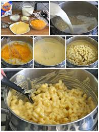 stovetop macaroni and cheese the bakermama