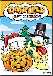 Does Amazon Ship On Thanksgiving Amazon Com Garfield Holiday Celebrations Garfield U0027s Halloween