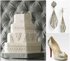 wedding trend art deco jennifer bergman weddings