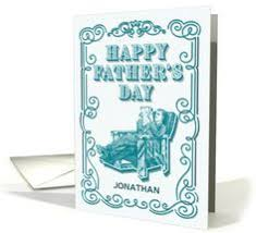 custom illustrated in specs white sleeves s day card