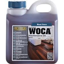 woca maintenance for floors