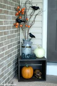 homemade home decorations patio ideas halloween outside home decorating ideas halloween