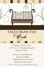 storybook themed baby shower invitations cloveranddot com