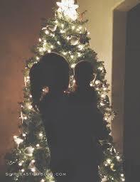 for taking beautiful christmas tree photos