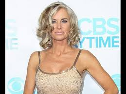 days of our lives actresses hairstyles days of our lives actress eileen davidson joining the real