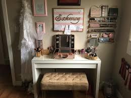 My Gold Desk My Wip Blush Pink Gold And White Schemed Battle Station Album
