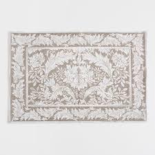 Rugs Zara Home The 25 Best Damask Rug Ideas On Pinterest Rug Studio White
