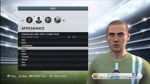 fifa 14 all hairstyles how to unlock hairstyles in fifa 14 pro clubs hair
