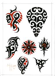 tribal designs by agaricgreywolf on deviantart