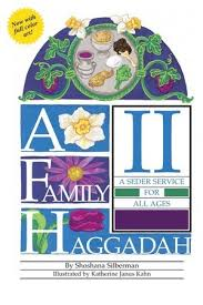 a family haggadah welcome to store name store slogan