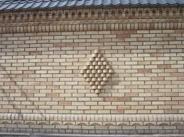 central asian brick walking almaty