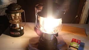 lighting a coleman lantern how to lite a coleman kerosene lantern youtube