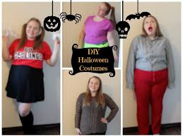 40 Last Minute Diy Halloween Costumes Niki And Gabi Youtube Images Of Last Minute Diy Halloween Costumes 41 Super Creative