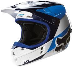 motocross gear wholesale fox bmx helmet fox v1 mako helmets motocross white blue red fox